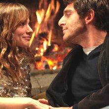Giampaolo Morelli e Gaia Bermani Amaral nella serie Baciati dall'amore