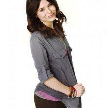 Molly Ephraim in una foto promozionale della serie Last Man Standing