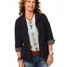 Nancy Travis in una foto promozionale della serie Last Man Standing