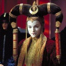 Natalie Portman è la regina Amidala de La minaccia fantasma