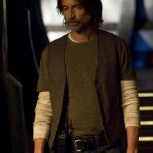 Robert Carlyle nell'episodio Alliances di Stargate Universe