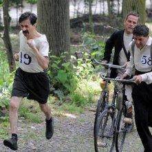 Un'immagine della fiction in due parti Il sogno del maratoneta