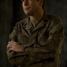 French Stewart in una scena dell'episodio Alliances di Stargate Universe