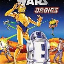 La locandina di Droids