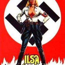 La locandina di Ilsa - La belva delle SS