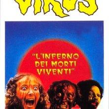La locandina di Virus - L'inferno dei morti viventi