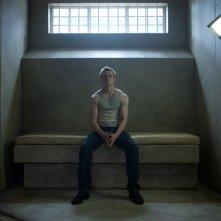 Lucas Till in un'immagine di X-Men: First Class