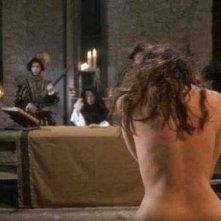 Processo ad una strega nel film Il pozzo e il pendolo di Stuart Gordon.