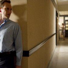 Patrick Wilson in una sequenza del film The Ledge