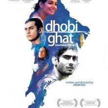 La locandina di Dhobi Ghat (Mumbai Diaries)