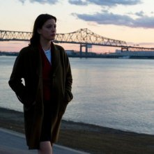 Liv Tyler in una sequenza di The Ledge