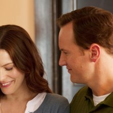 Patrick Wilson e Liv Tyler in una scena di The Ledge