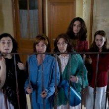 Una scena del film Les femmes du 6ème étage
