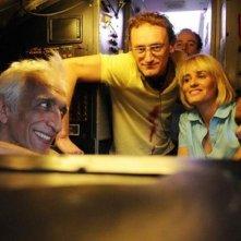 Gérard Darmon, Jean-Paul Rouve e Judith Godrèche nel film Low Cost