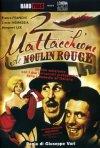 La locandina di Due mattacchioni al Moulin Rouge