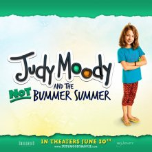 Poster di Judy Moody and the Not Bummer Summer