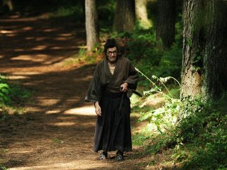 Una prima immagine di Saya-zamurai