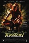 La locandina di Tarzan - Il mistero della città perduta