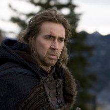 Nicolas Cage, protagonista di Season of the Witch