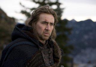 Nicolas Cage, protagonista di Season of the Witch