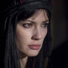 Un primo piano di Natassia Malthe in Bloodrayne 3