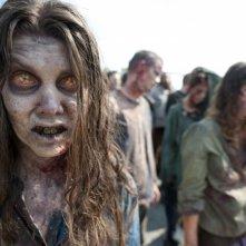 Una delle prime immagini della seconda stagione di The Walking Dead