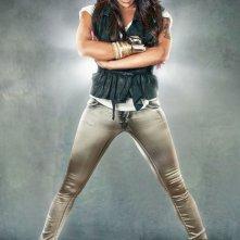 Laurieann Gibson in una foto promozionale del programma TV The Dance Scene
