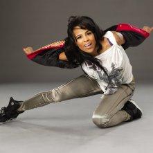 Laurieann Gibson in una immagine del programma TV The Dance Scene