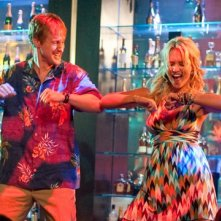 Christina Applegate e Owen Wilson nel film Hall Pass