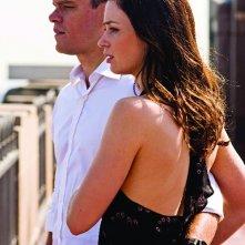 Emily Blunt con Matt Damon nel thriller The Adjustment Bureau