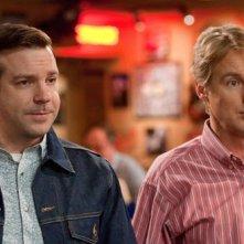 Jason Sudeikis e Owen Wilson, protagonisti del film Hall Pass