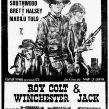 Locandina del film Roy Colt e Winchester Jack