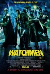 Locandina ufficiale italiana di Watchmen
