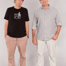 Peter e Bobby Farrelly, registi di Libera uscita