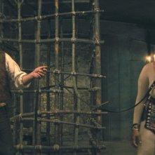 Yahima Torrès con Andre Jacobs nel film Venus noire