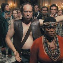 Yahima Torrès e Olivier Gourmet nel film Venus noire