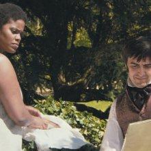 Yahima Torrès in un momento del film Venus noire