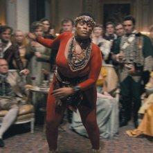 Yahima Torrès in una immagine del film Venus noire