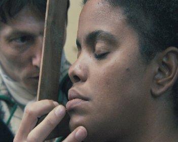 Yahima Torrès, protagonista del film Venus noire