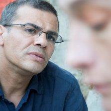Il regista Abdellatif Kechiche sul set del film Venus noire