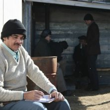 Jose Bertrand in una scena di Dawson, Island 10