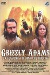 La locandina di Grizzly Adams - La leggenda di Orso che brucia