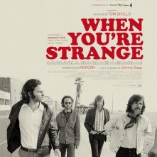 Locandina italiana del film When you're strange
