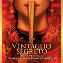 La locandina italiana de Il ventaglio segreto
