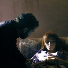 Massimo Poggio e Laura Glavan in una scena del film 6 giorni sulla terra