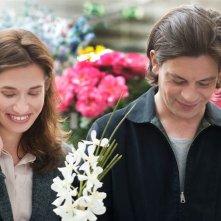 Benjamin Biolay e Emmanuelle Devo, fratelli nella commedia Pourquoi tu pleures?