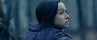 Danielle Harris nell'horror film Stake Land