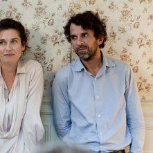 Emmanuelle Devo ed Eric Lartigau nella commedia Pourquoi tu pleures?