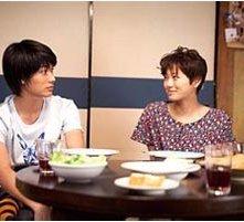 Haruma Miura con Nana Eikura nel film Tokyo Kouen