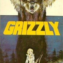 La locandina di Grizzly - L'orso che uccide